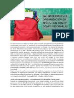 Las habilidades de organización en niños con TDAH y como mejorarlas..docx