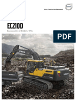 Manual Volvo Ec210dl