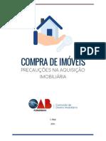 Cartilha Direito Imobiliário Compra de Imóveis