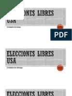 Elecciones Libres Usa