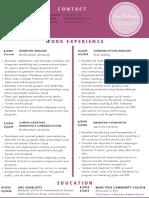 website kmleaston marketing resume 8