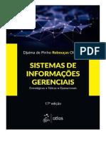 Sistemas de Informações Gerenciais-estratégias-tátic