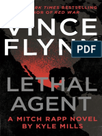 LETHAL AGENT special preview