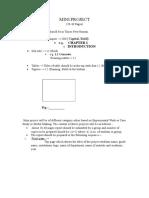 Mini Project Guidelines B E 6th Seme-16!17!1