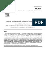 Cenozoic palaeogeographic evolution of Sulawesi and Borneo.docx
