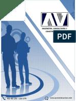 A&v Brochure