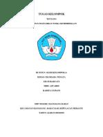 KEHIDUPAN MASYARKAT INDONESIA  PADA MASA KEMERDEKAAN.docx