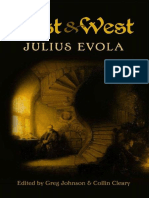 Julius Evola, Greg Johnson, Collin Cleary - East and West_ Comparative Studies in Pursuit of Tradition-Counter-Currents Publishing (2018).epub