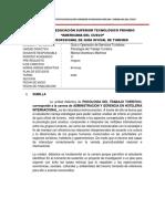 silabo Psicología del Trabajo Turístico arreglado.docx