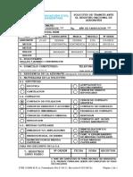 ANAC Formulario 101c