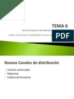 Capitulo VI Nuevos Canales de Distribución