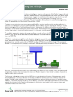 White paper - Calculating Safe NPSH(A)