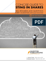 A Concise Guide to Investing in Shares