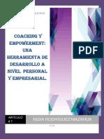 Coaching Empowerment Como Herramientas de Desarrollo