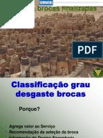 Desgaste Brocas