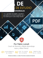 Guia de Tecnicas de Estudio. Pablo Lomeli