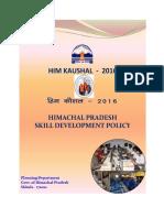 Himachal Pradesh Skill Development