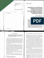 ACR - 2006 - Mandados de Criminalização No Direito Internacional