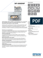 Impresora Multifuncion Epson Workforce Pro Wf 6590dwf c11cd49301