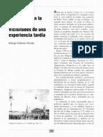 MARIO SARTOR - LA TRINIDAD HETERODOXA EN AMÉRICA LATINA