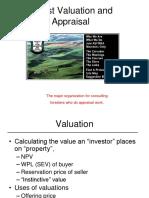 ValuationandAppraisal-short.pptx