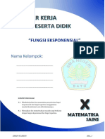 2019 - LKPD Fungsi Eksponen Logaritma (2)