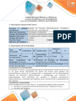 Tarea 1 Reconocer Características y Entornos Generales Del Curso