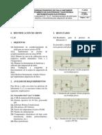Informe de Laboratorio 4 y 5