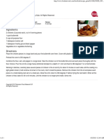 Oven-fried Chicken (Another Version)