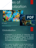 8 Types of Globalization