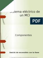 Sistema Eléctrico de Un MCI