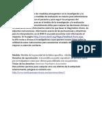 DSM5 Medida Evaluacion de La Gravedad de La Fobia Específica Adultos