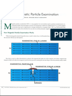 Magnetic Particle Examination
