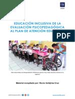 Educación Inclusiva 1