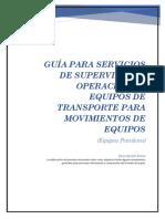 Guia de Supervision y Operacion de Equipos Petroleros