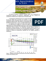Boletin Agroclimatico Mensual No 02 2019