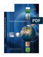 Remote Sensing Applications Contents NRSC 2010
