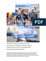 Maratón San Petersburgo (Rusia) 30/06/2019