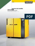 Kaeser compressor