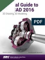 AutoCad 2016 2D Drawing 3D Modeling.pdf