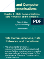 Overview Data Communication
