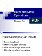 10-Hotel and Motel Operations