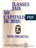 Capitalismo e classes sociais