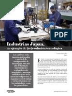 Industrias Japan, un ejemplo de (re)evolución tecnológica.pdf