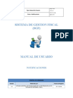 Manual de Notificaciones