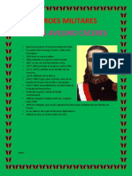 Resumen Corto de Andrés Avelino Cáceres