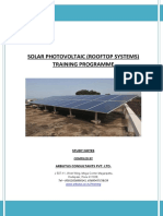 Material 1 - Solar Training Programme _ANERT