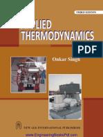 Thermodynamics by Onkar Singh