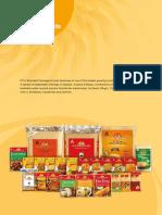 Branded Packaged Foods