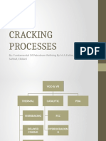 Thermal Cracking Processes